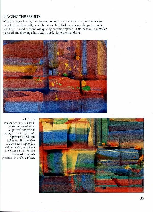 encaustic art The Project Book