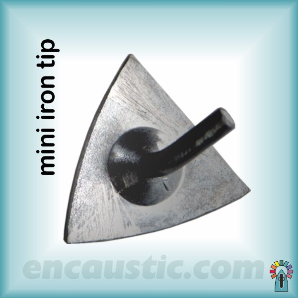 Mini Iron Tip For Stylus Encaustic Com