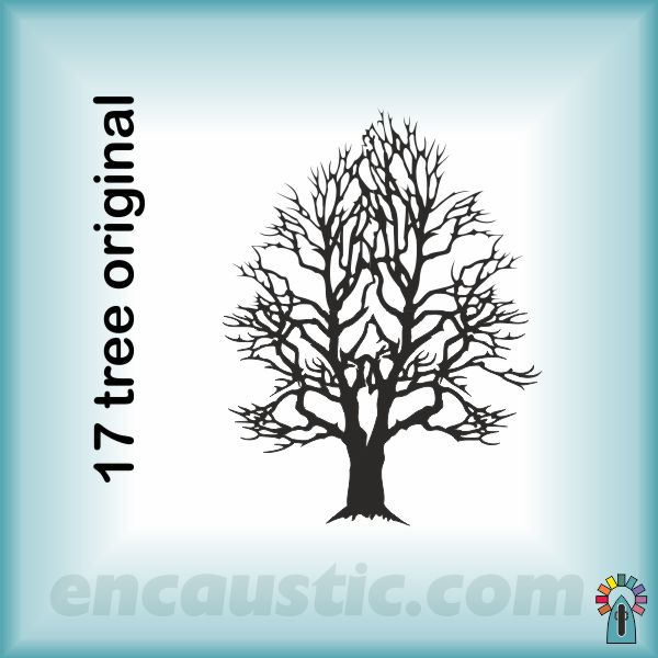 99550017TR_original_tree_rubber_stamp_600