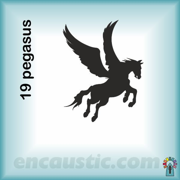 99550019PE_pegasus_rubber_stamp_600