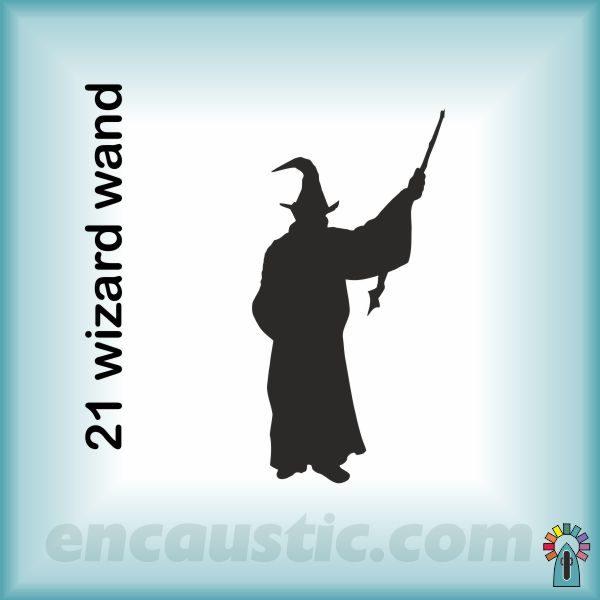 99550021WW_wizard_wand_rubber_stamp_600