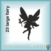 99550023LF_large_fairy_rubber_stamp_600