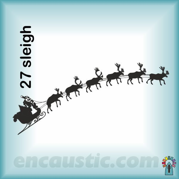 99550027SL_sleigh_rubber_stamp_600