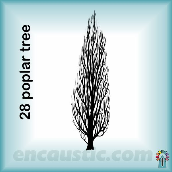 99550028TP_poplar_tree_rubber_stamp_600