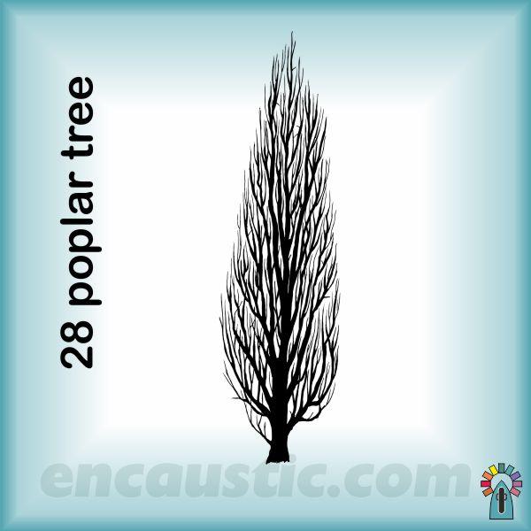 99550028TP_poplar_tree_rubber_stamp_600