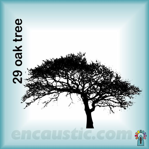 99550029TO_oak_tree_rubber_stamp_600