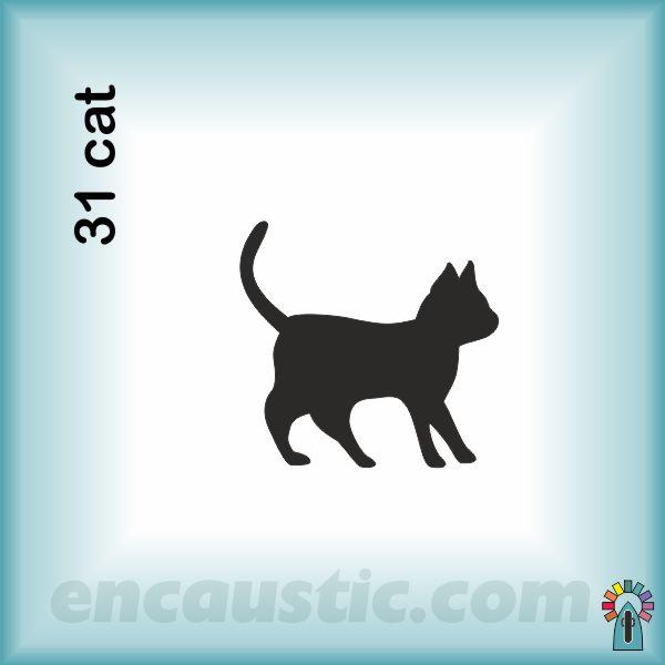 99550031CA_cat_rubber_stamp_600