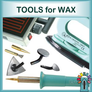 Tools for Encaustic Art