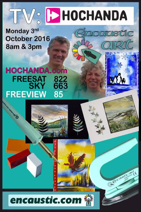 Hochanda TV : October 3rd 8am & 3pm