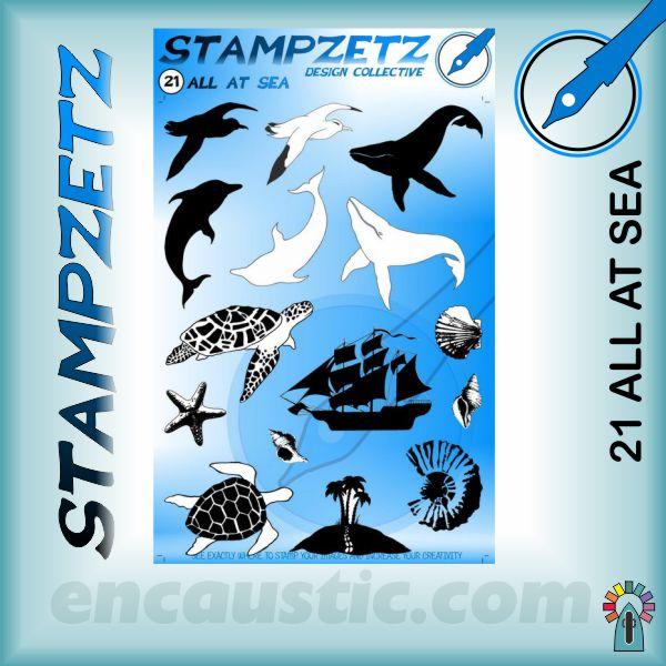 Stampzetz - 21 All at Sea