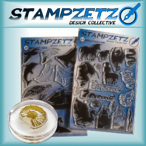 Stampzetz Clear Stamps