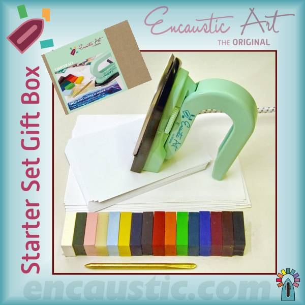 Starter Set for Encaustic Art
