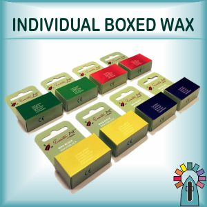 Wax Block Individual Boxed
