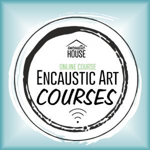 Online Courses Encaustic Art
