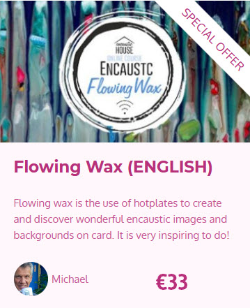 New Flowing Wax online course